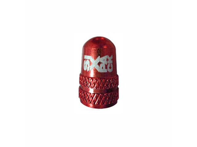 Sixpack Yakuza Ventilkappe A/V, red